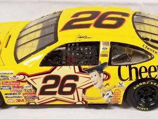 Collectible Die Cast Race Car   26  Cheerios   Woody Toy Story 2
