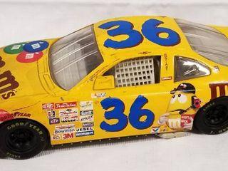 Collectible Die Cast Race Car    36   M Ms