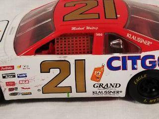 Collectible Die Cast Race Car    21   Citgo   Says Go