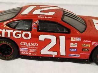 Collectible Die Cast Race Car     21   Citgo