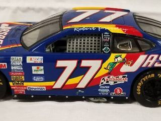 Collectible Die Cast Race Car      77   Jasper   Federal Mogul