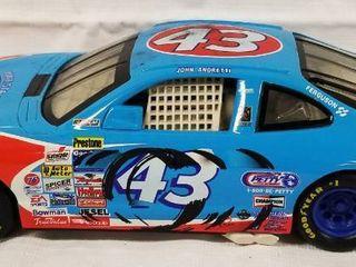 Collectible Die Cast Race Car   43   S T P