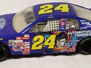 Collectible Die Cast Race Car   24   Du Pont    S