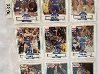 Vintage Basketball Cards   Spurs   Kings