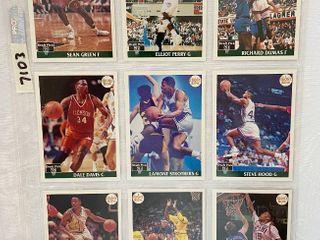 Vintage Basketball Cards