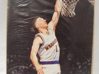 NBA Photo  8x10  of  Chris Mullin  Warriors   Basketball