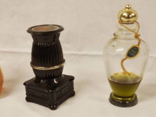 Vintage AVON Collectible Perfume Bottles