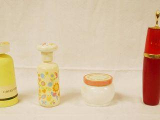 Vintage AVON Collectible Bottles