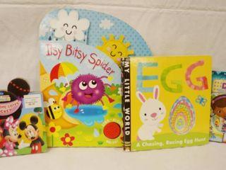 lot of 4 Kids Books