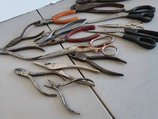 Scissors and Cutters  Various Sizes