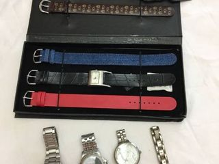 Jewelry  Mens watches and bands