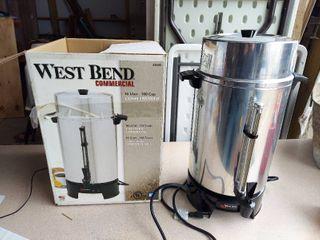 West Bend 100 Cup Coffee urn