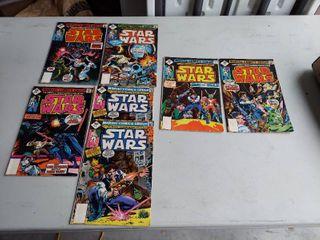 7 Star Wars Comic Books