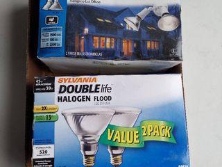 Assorted Flood light Bulbs