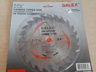 7 1 4  Carbide Tipped Saw Blade