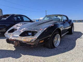 Corvette Stingray  Parts Car