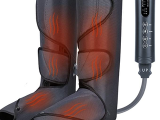 CINCOM AIR COMPRESSION lEG MASSAGER WITH HEAT