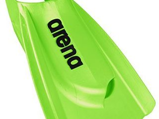 arena Powerfin PRO Swim Training Fins  Acid lime  9 5 10 5