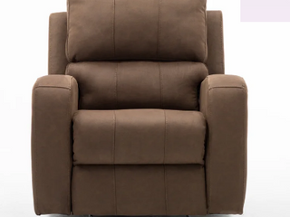 Brown VlV Recliner  EXP57