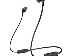 Sony WI XB400 Wireless In Ear Extra Bass Headset Headphones with mic for phone call  Black