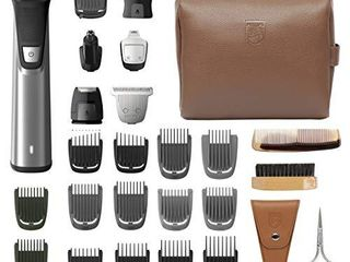 Philips Norelco MG7791 40 Multi Groomer  29 Piece Men s Grooming Kit   No Blade Oil Needed