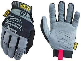 Mechanix Wear MSD 05 010   Tactical Specialty 0 5mm High Dexterity Work Gloves  large  Black Grey