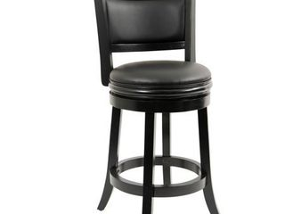 Augusta 24 inch Swivel Counter Stool  Retail 115 49