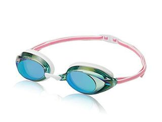 Speedo Women s Swim Goggles Mirrored Vanquisher 2 0