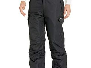 Arctix Men s Snow Sports Cargo Pants  Black  Medium Regular