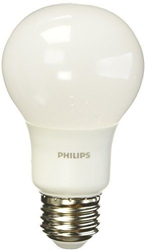 Philips lED 461137 philips  60w  Daylight  4 Bulb
