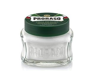 Proraso Pre Shave Cream  Refreshing and Toning  3 6 oz