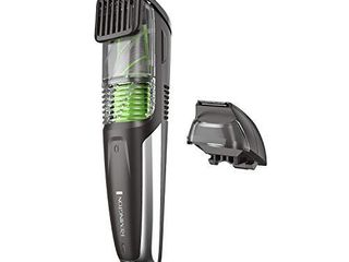 Remington MB6850 Vacuum Stubble and Beard Trimmer  lithium Power and Adjustable length Comb with 11 length Settings  2 18mm