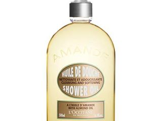 l Occitane Cleansing   Softening Almond Shower Oil  16 9 Fl Oz