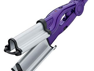 Bed Head Wave Artist Ceramic Deep Hair Waver for Beachy Waves  Purple