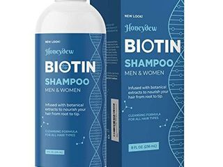 Biotin Hair Shampoo for Dry Hair   Volumizing Biotin Shampoo for Men and Womens Hair Moisturizer   Sulfate Free Shampoo with Biotin and Moisturizing Shampoo for Dry Hair plus Keratin Hair Treatment