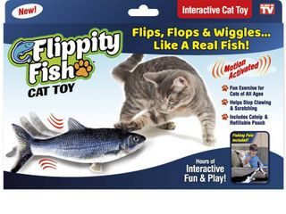 As Seen on TV Flippity Fish
