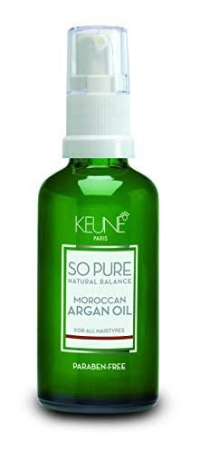 KEUNE So Pure Moroccan Argan Oil  1 5 Fl oz