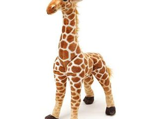 Jocelyn The Giraffe   22 Inch Tall Stuffed Animal Plush   by Tiger Tale Toys