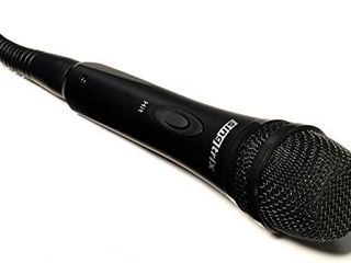 Singtrix Professional Karaoke Machine Microphone with Hit Button to Activate Effects and Voice Enhancements  SGTXMIC1