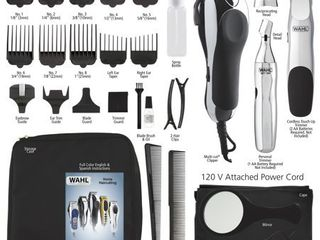 WAHl Signature Series Clipper  Trimmer  Personal Trimmer  79524 3001