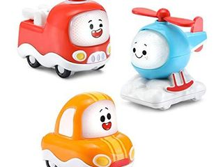 VTech Go  Go  Cory Carson Bundle with Cory  Freddie and Halle