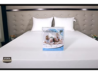 Waterproof And Breathable Terry Top Mattress Protector