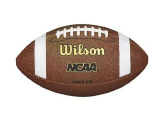Wilson NCAA TDJ Composite Football   Junior