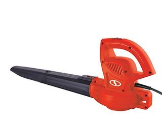 Sun Joe SBJ597E RED 6 Amp 155 MPH Electric leaf Blower  Red