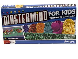 Mastermind for Kids   Codebreaking Game With Three levels of Play