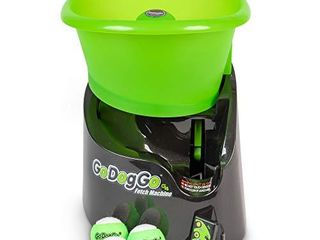 GoDogGo Fetch Machine G4 for Dogs Automatic Dog Ball launcher Standard