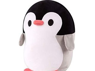 Stuffed Animal Penguin  large Plush Penguin  Giant Soft Stuffed Animal Penguin  Plush Toy Sleep Buddy  Stuffed Animal for Cuddling  Stress Relief  Concentration and Great for Autism  Sensory
