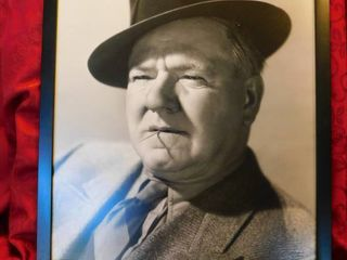 21 x 17 Framed Masterpiece Print   W C  Fields