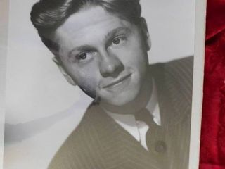 21 x 16 Masterpiece Print   Mickey Rooney  123