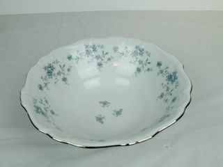 Haviland bowl   5 saucers